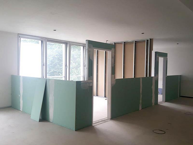 Umbau Büroetage Tauentzien 14