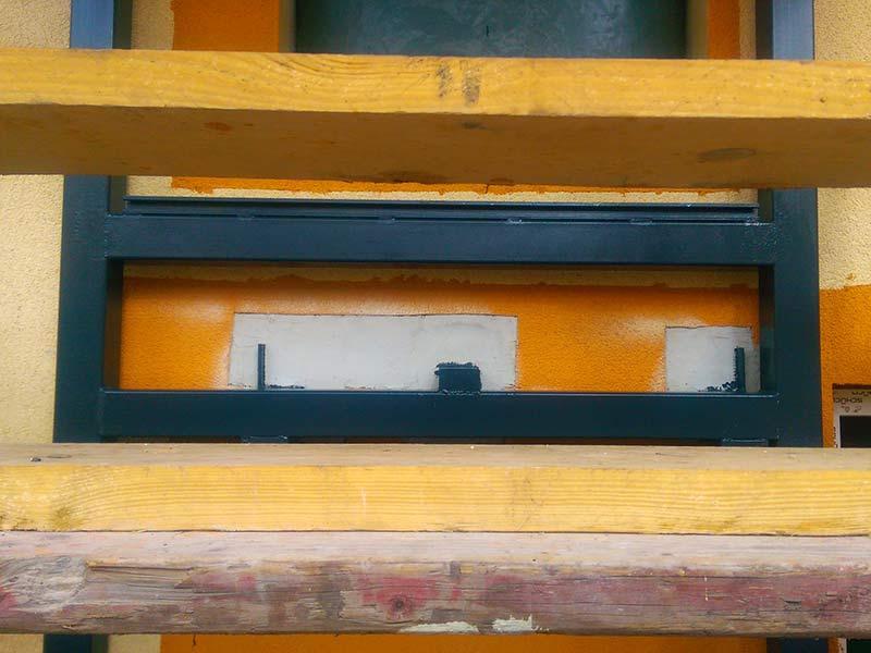 Erstellung Fahrstuhlschacht 3