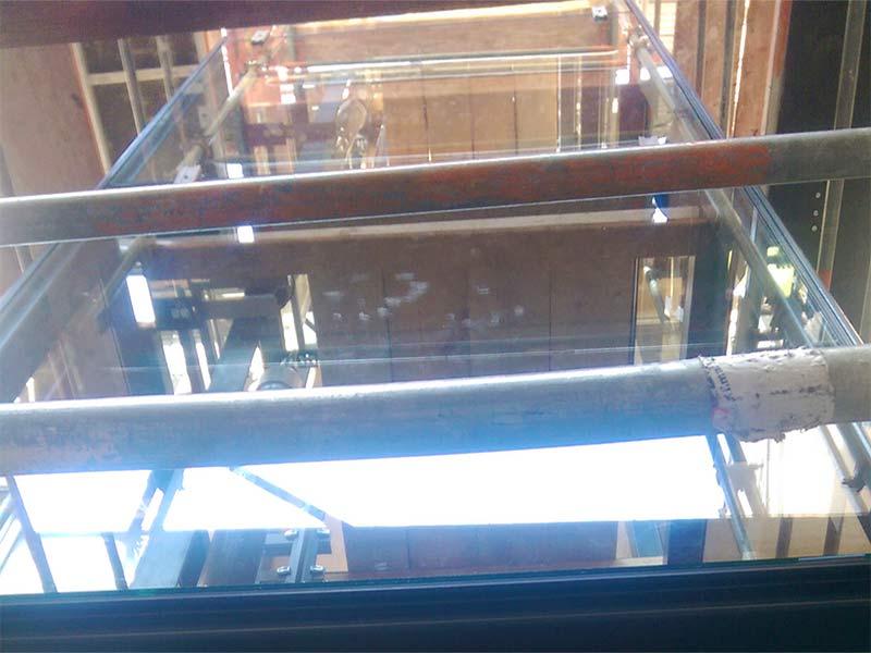 Erstellung Fahrstuhl 4