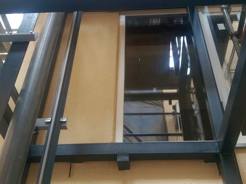 Erstellung Fahrstuhl 5