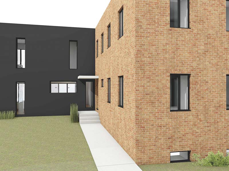 Schlüsselfertiger Haus- und Wohnungsbau