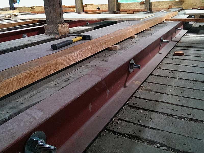 Beton-, Stahl-, Mauerwerksbau 2