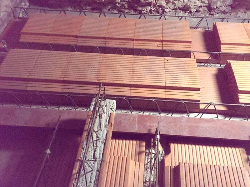 Brunnenstr. 13 Ziegeleinhangdecke