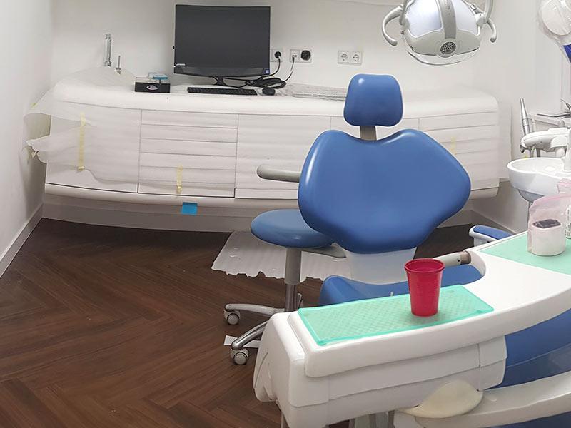 Zahnarztpraxis an der Jungfernheide