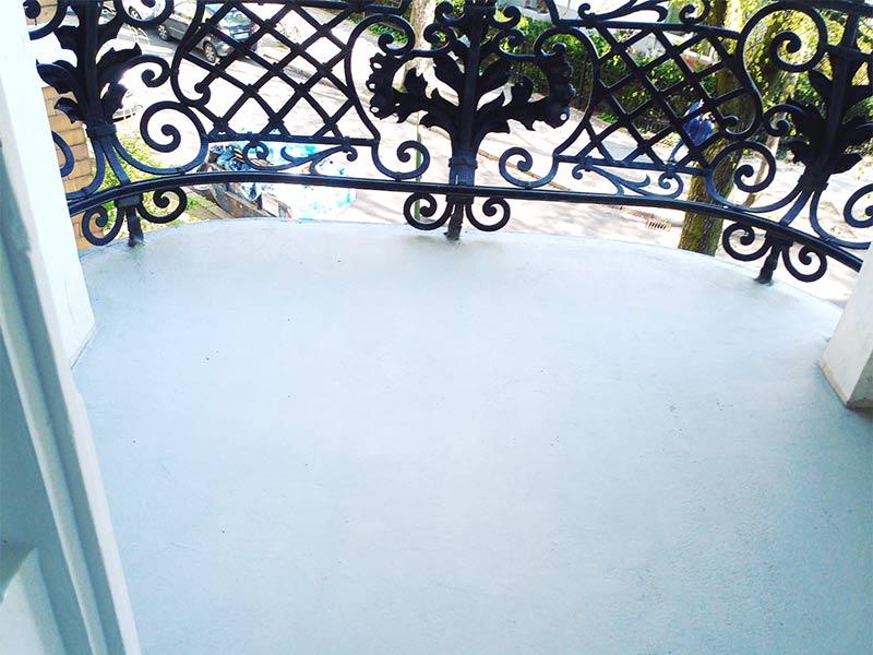 Komplettsanierung Balkon